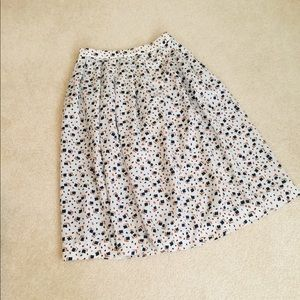 Vintage Country Sophisticates by Pendleton skirt